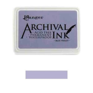 Ranger Blue Violet Archival Ink Pad