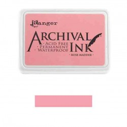 Ranger Rose Madder Archival Ink Pad