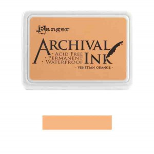 Ranger Venetian Orange Archival Ink Pad class=