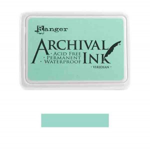 Ranger Viridian Archival Ink Pad class=
