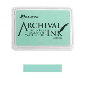 Ranger Viridian Archival Ink Pad