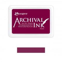 Ranger Plum Archival Ink Pad