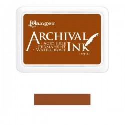 Ranger Sepia Archival Ink Pad