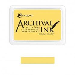 Ranger Chrome Yellow Archival Ink Pad
