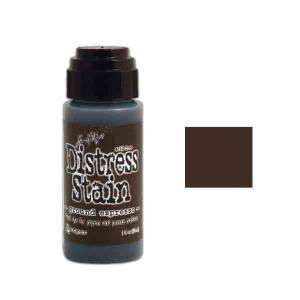 Tim Holtz Distress Stain - Ground Espresso