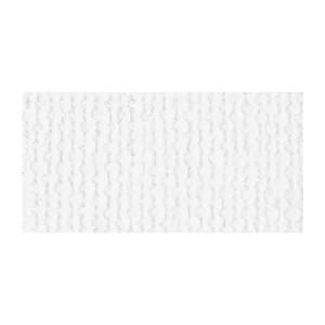 Bazzill White Canvas Mono Card stock 12″x12″ – Single sheet