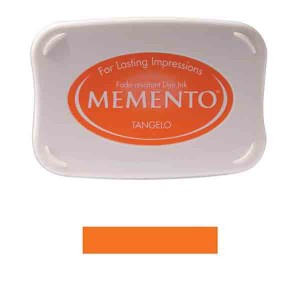 Memento Tangelo Dye Ink Pad