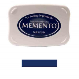 Memento Paris Dusk Dye Ink Pad