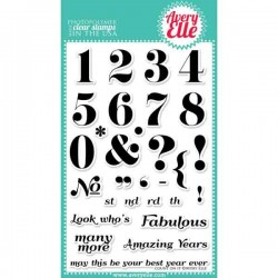 Avery Elle Count On It Stamp Set