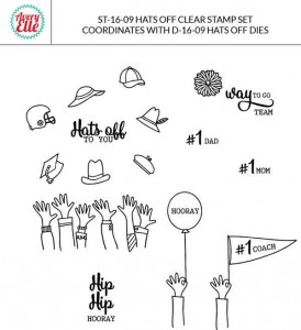 Avery Elle Hats Off Stamp Set class=