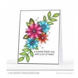 Funky Flowers by My Favorite Things