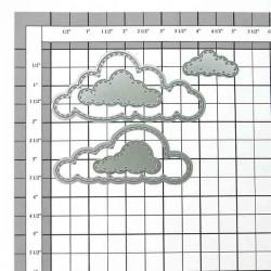 Memory Box Stitched Cloud Craft Dies