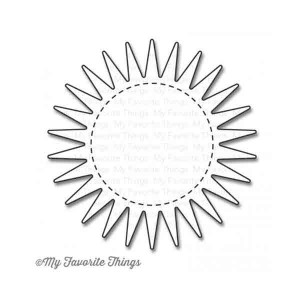 My Favorite Things Die-Namics Radiant Sun