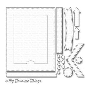 My Favorite Things Die-Namics Blueprints 28 Die set