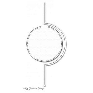 My Favorite Things Die-namics Flop Card - Circle