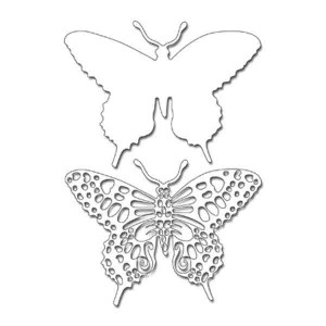Penny Black Delicate Wings Creative Die Set
