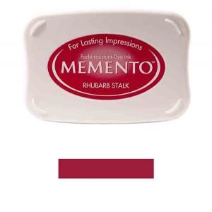 Memento Rhubarb Stalk Dye Ink Pad