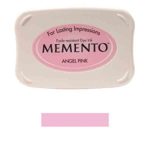 Memento Angel Pink Dye Ink Pad