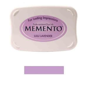 Memento LuLu Lavender Dye Ink Pad