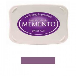 Memento Sweet Plum Dye Ink Pad