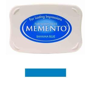 Memento Bahama Blue Dye Ink Pad