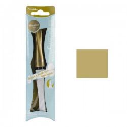 Zig Wink of Luna Metallic Brush Pen - Gold