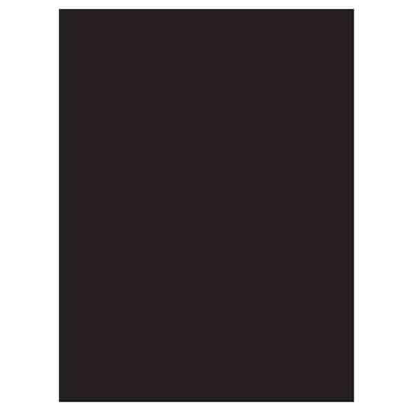 Darice Black Foam Sheets (10pk) - 9
