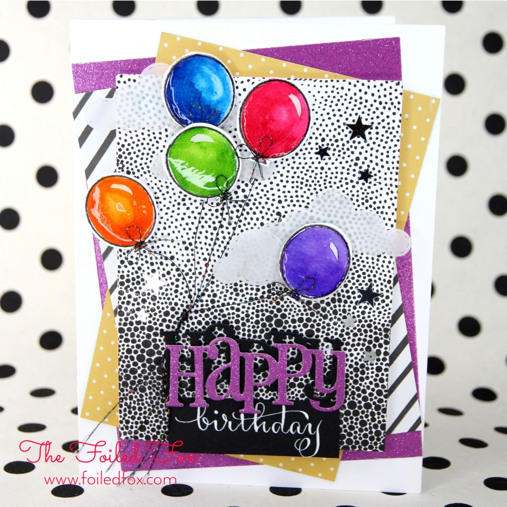 Impression Obsession Cover A Card Gradation Stamp The