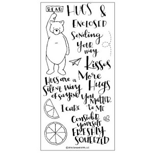 Concord & 9th Hugs Stamp Set