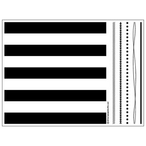 Concord & 9th Stripe Builder Stamp Set