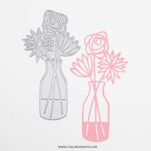 Concord & 9th Bouquet Die class=