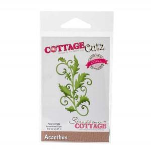 CottageCutz Acanthus Die
