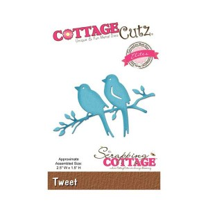 CottageCutz Tweet Die