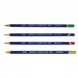 Derwent Watercolor Pencil Set – 12 Pencils