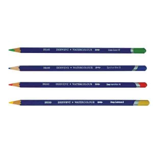 Derwent Watercolor Pencil Set - 12 Pencils class=
