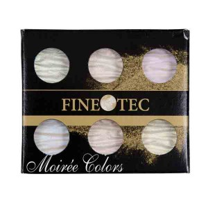 Finetec Artist Mica Watercolor Paint Iridescent – Moiree Colors
