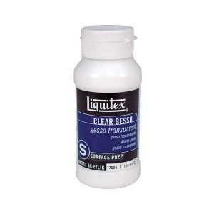 Liquitex Clear Gesso - 4oz