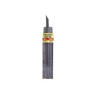 Pentel® Super Hi-Polymer® Lead – 0.5mm, 2H