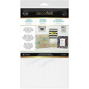 Therm-O-Web Deco Foil Foam Adhesive Sheets