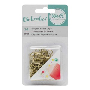 We R Oh Goodie! Decorative Paper Clips class=