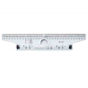 Alvin Rolling Parallel Ruler class=