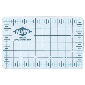 Alvin Translucent Professional Self-Healing Cutting Mat class=