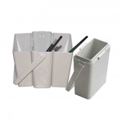 3 Piece Brush Washer