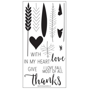 Concord & 9th Give Thanks Stamp Set