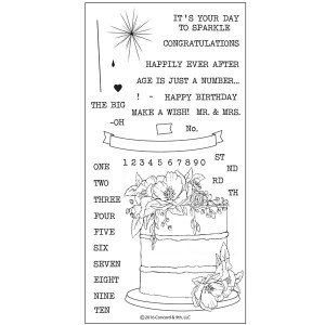 Concord & 9th Happy Day Stamp Set