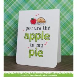 Lawn Fawn Cutie Pie Stamp Set