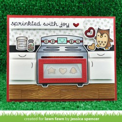Lawn Fawn Sprinkled With Joy Add-Ons