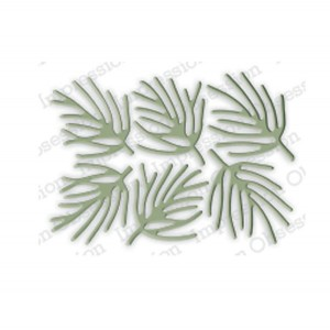 Impression Obsession Pine Sprig Die Set class=