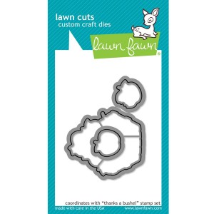Lawn Fawn Thanks A Bushel Lawn Cuts
