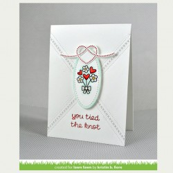 Lawn Fawn Stitched Borders